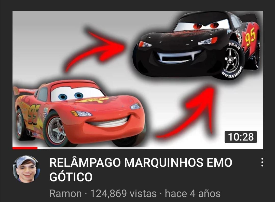 RELÂMPAGO MARQUINHOS KKKKK - meme