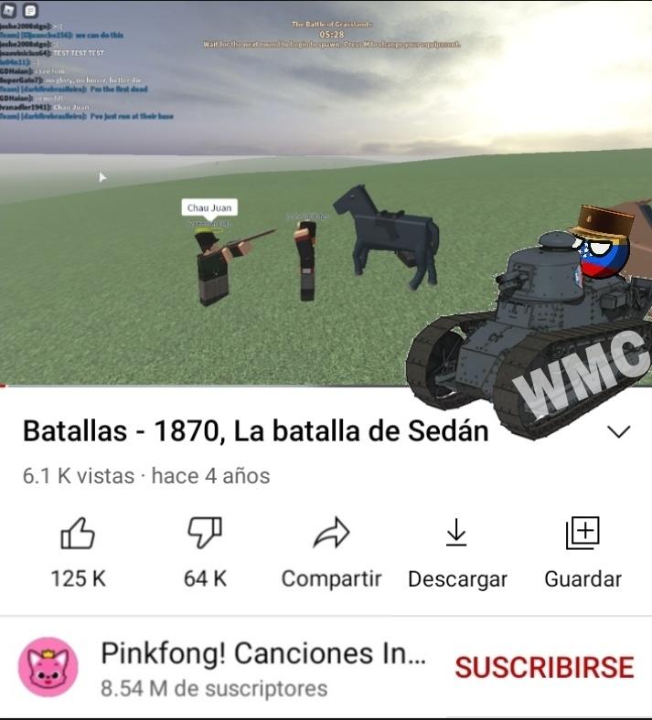 La guerra franco-prusiana - meme