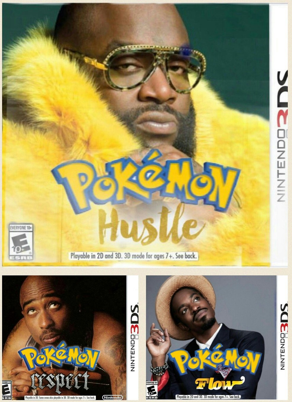 Suge Knight is the final gym leader - meme
