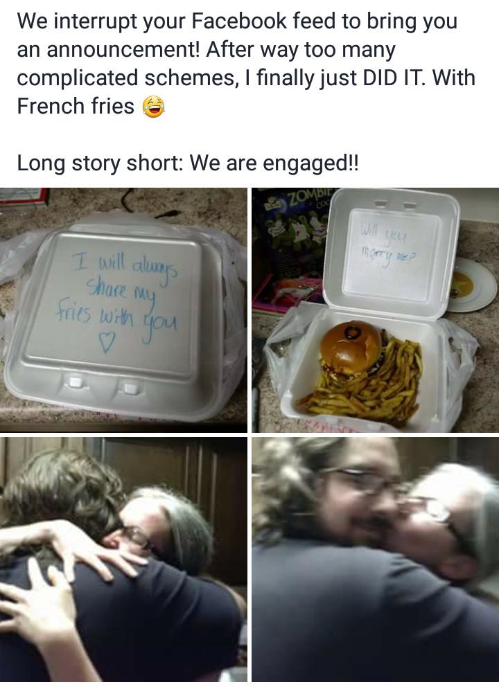 Girlfriend Proposed! - meme