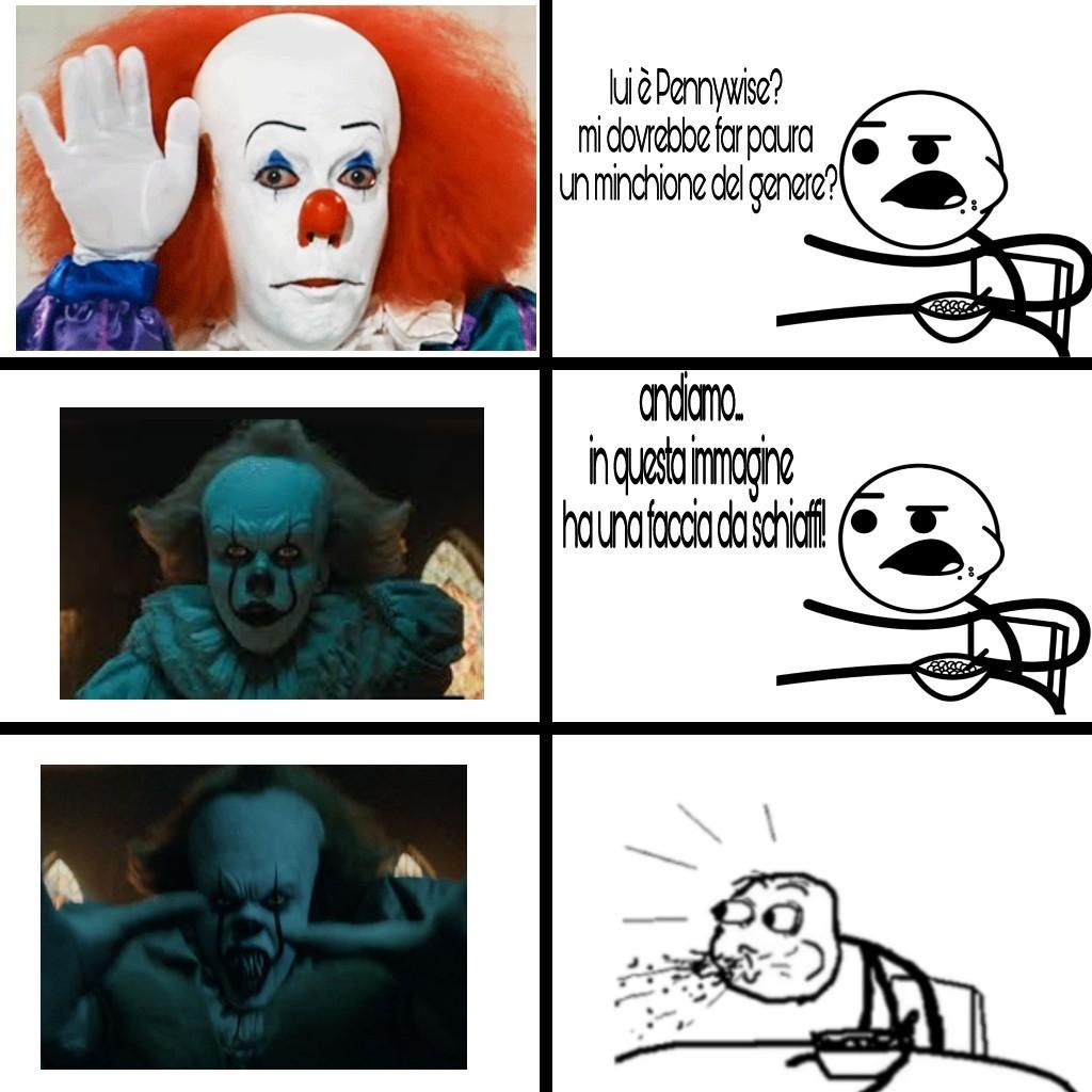 59ff1fdb72a39 pennywise meme by untrollselvatico ) memedroid