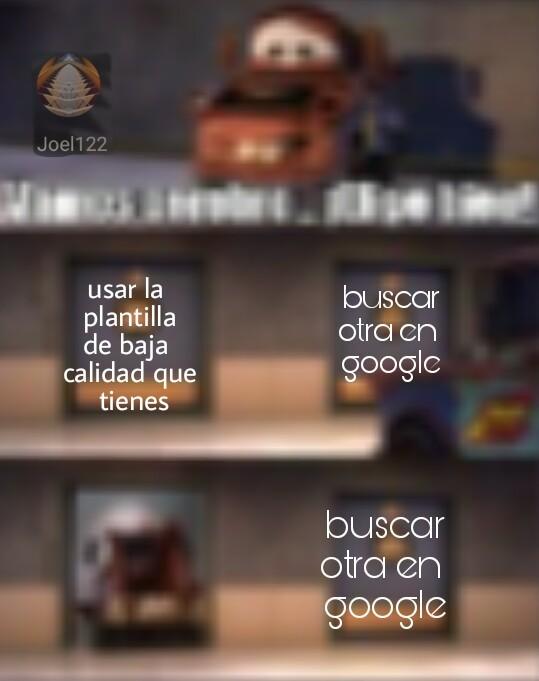 Plantillas - meme