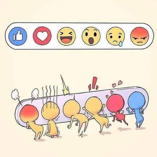 Dédicace à facebook - meme