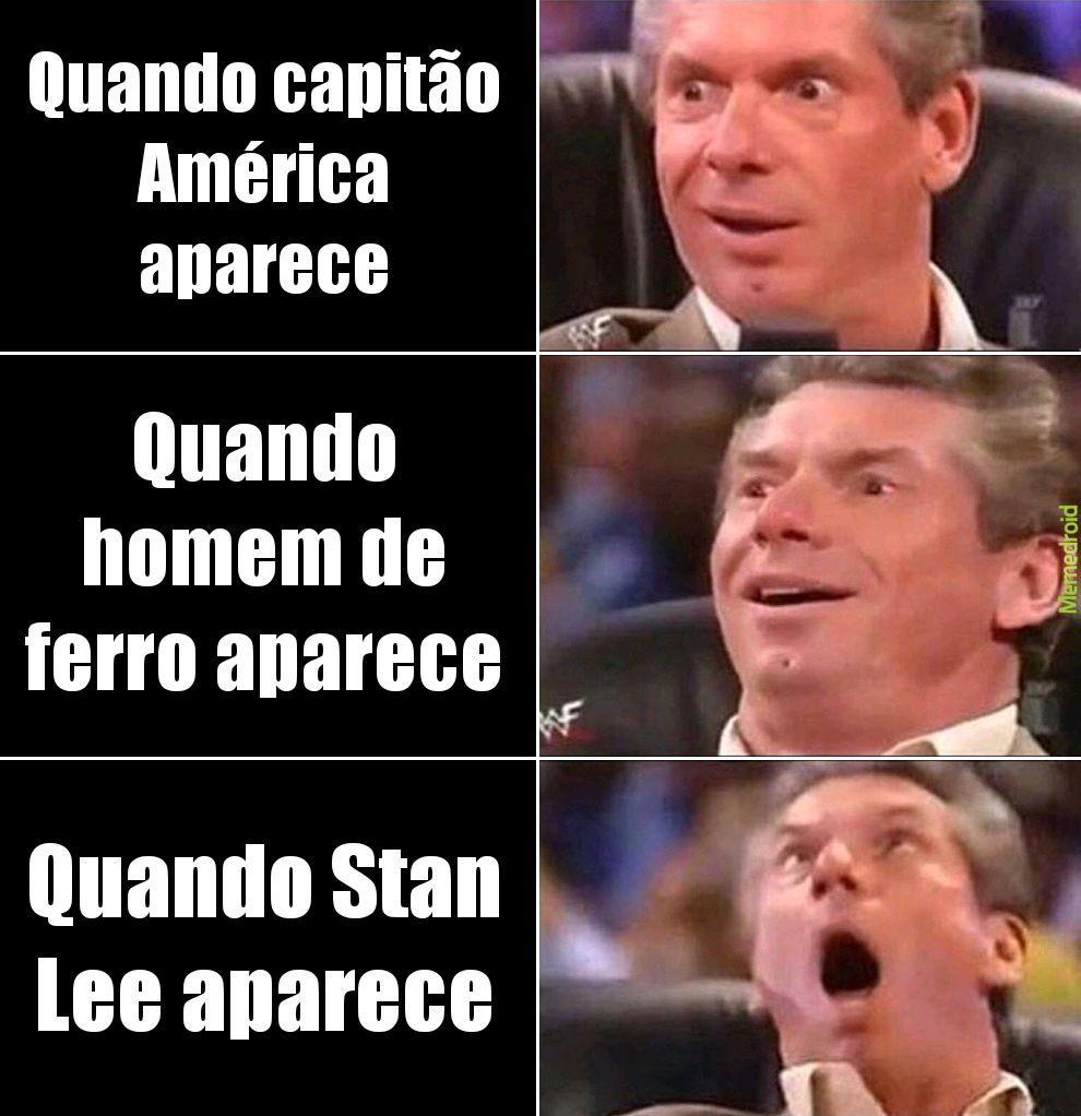 Em vingadores 4 - meme