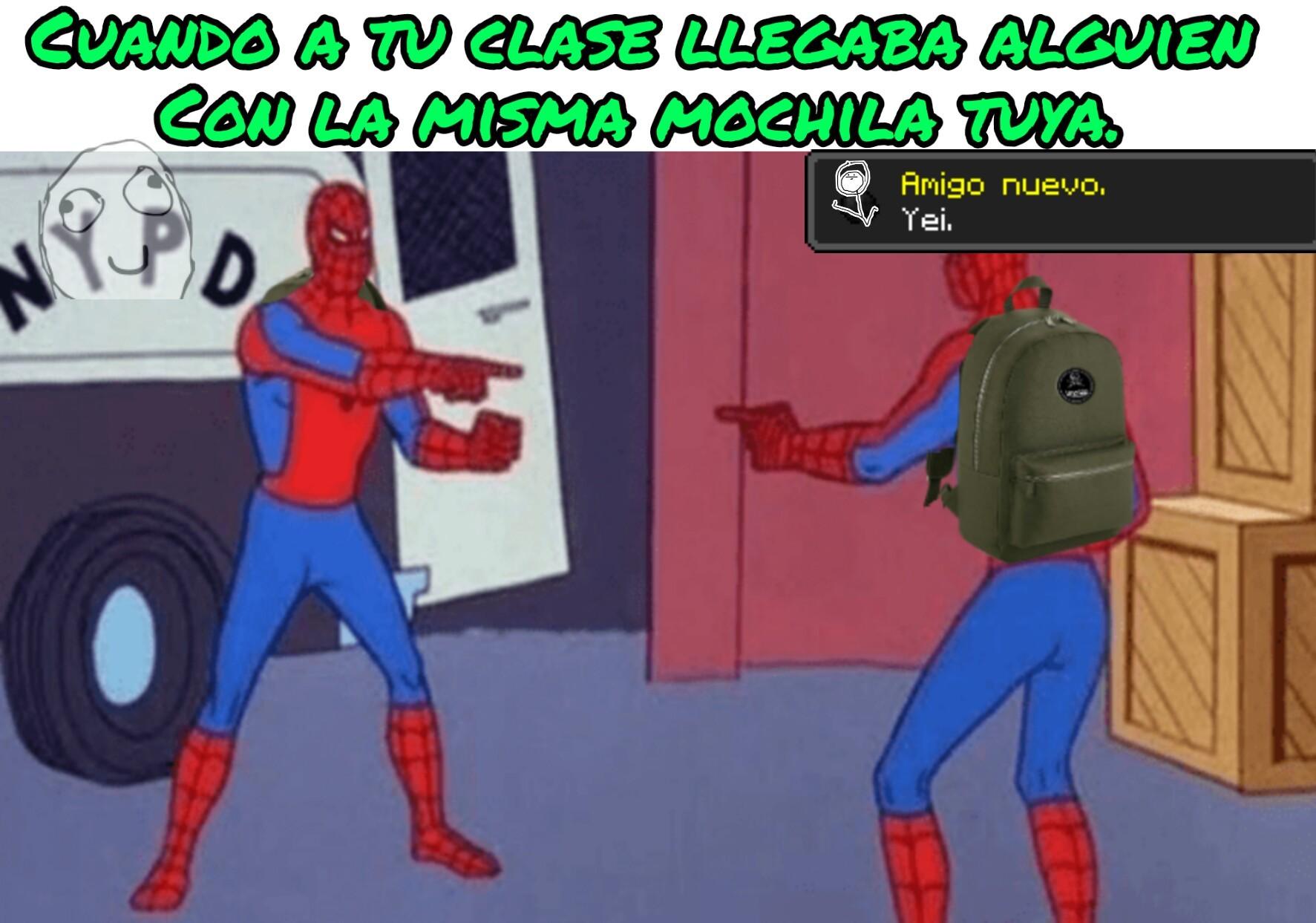 Meme simple x15