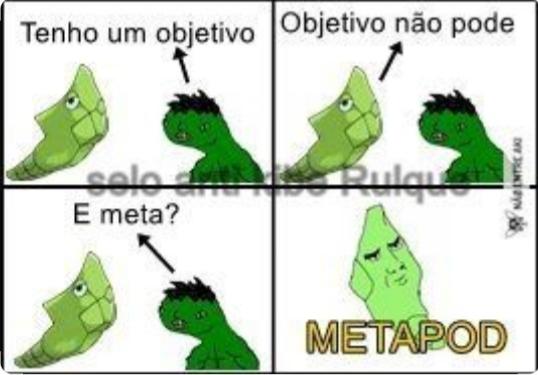 Meta pode - meme