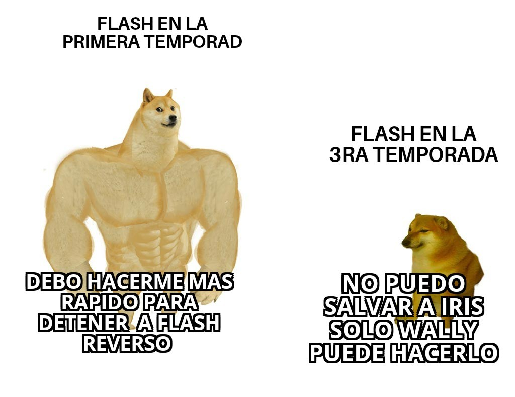 COMO SE HABLANDO - meme