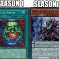 Aviadaram Yu-Gi-Oh com mucho texto