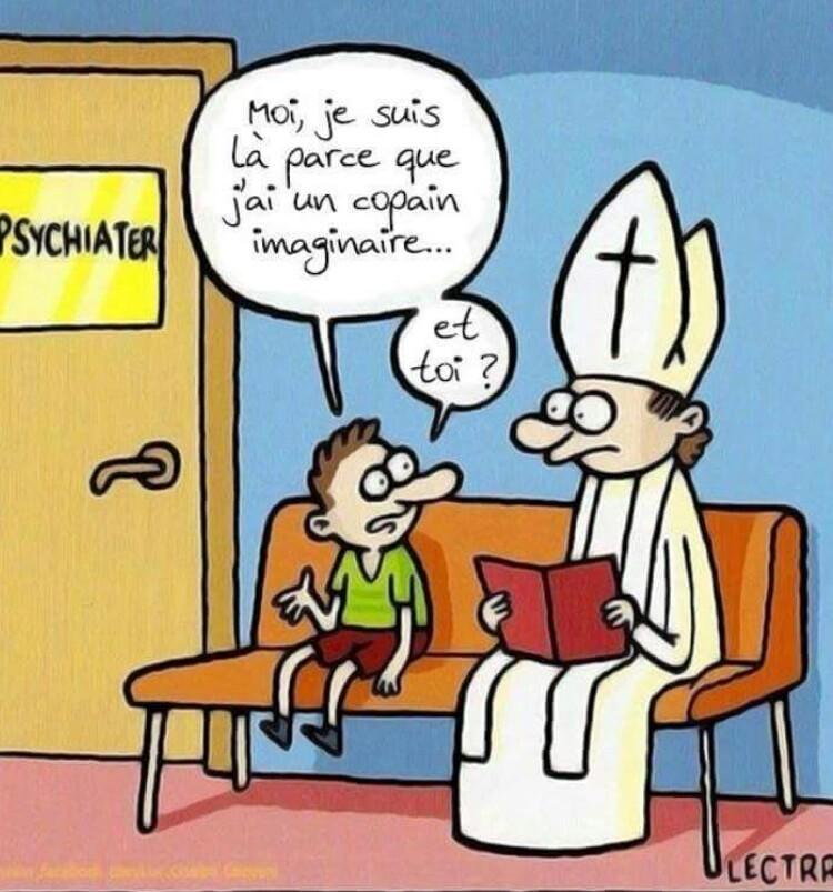 la religion psychiatrique - meme