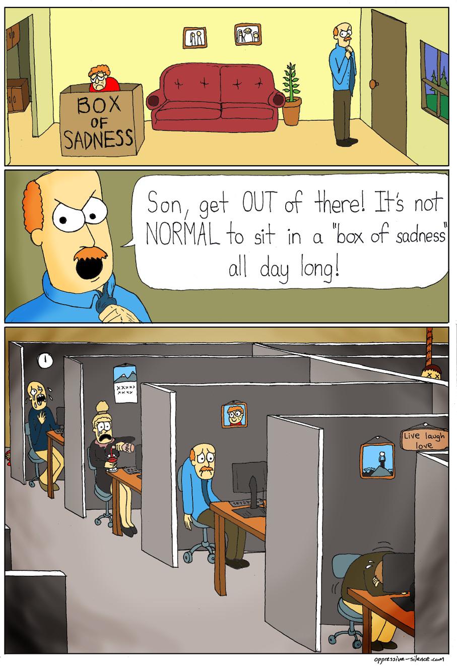 It is sadly true - meme