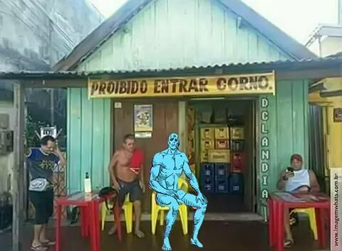 Doutor Cornohattan - meme