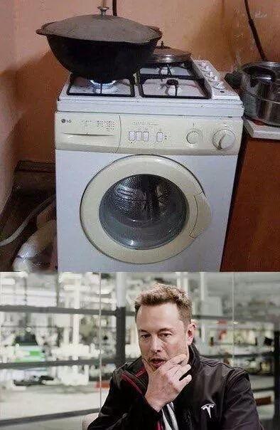 Ahora las elfas podrán lavar tus calzones mientras te preparan un rico sándwich xD - meme