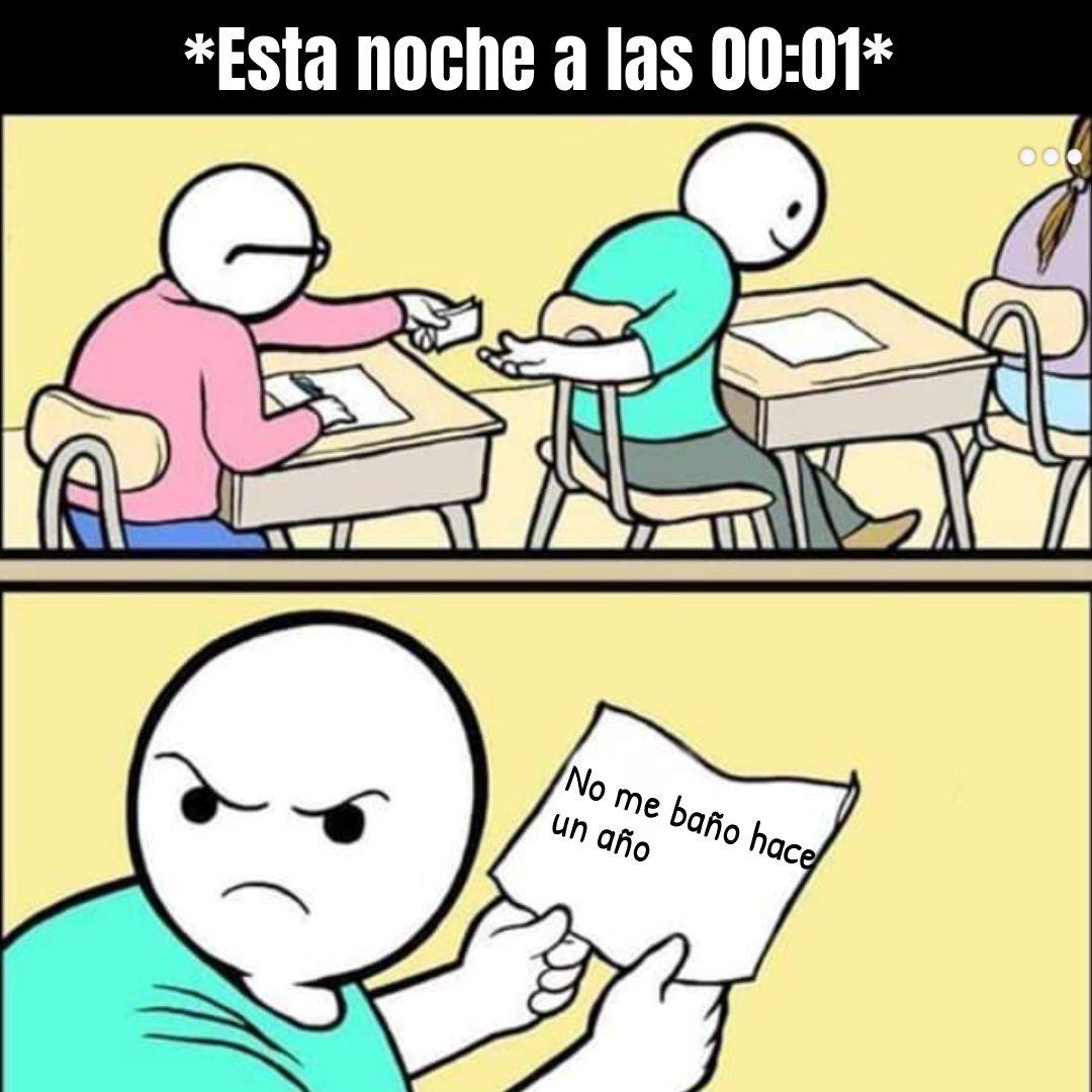 No por favor - meme