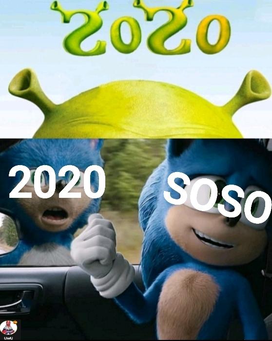 SOSO - meme