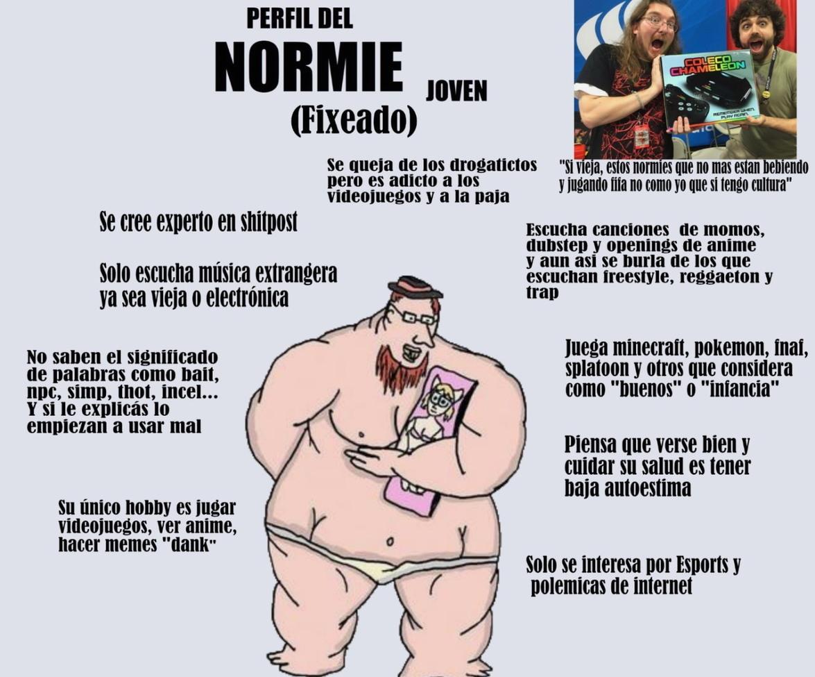 NORMIE - meme