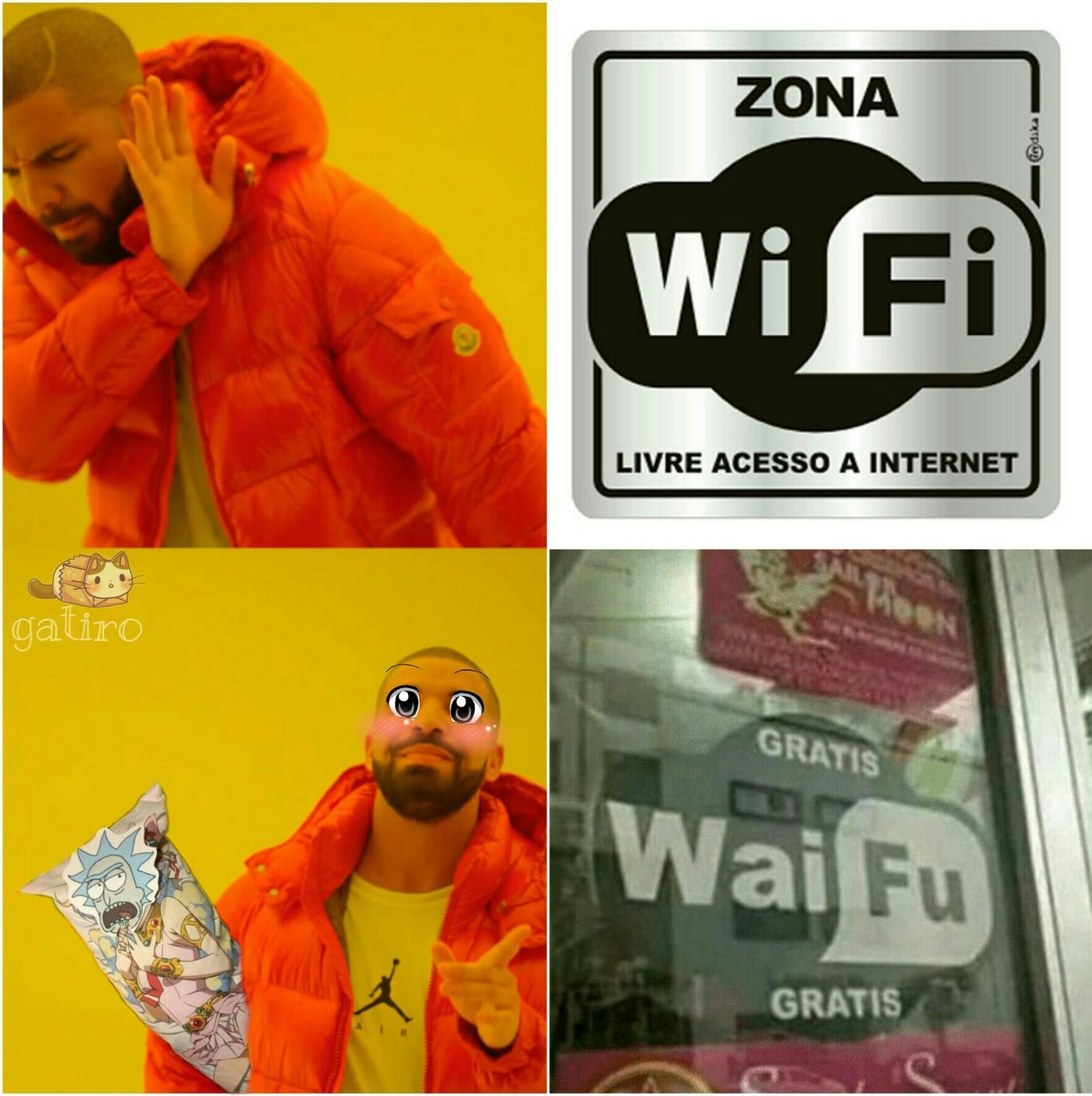 Waifu, waffle, waddles - meme