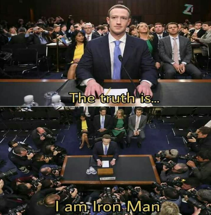The Iron Zucc - meme