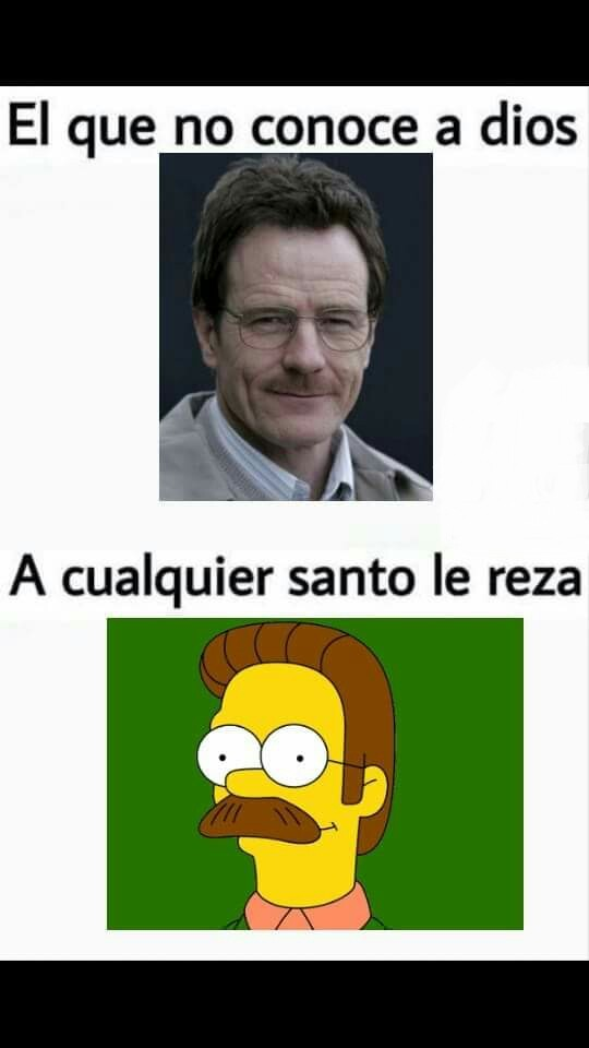Flanders - meme