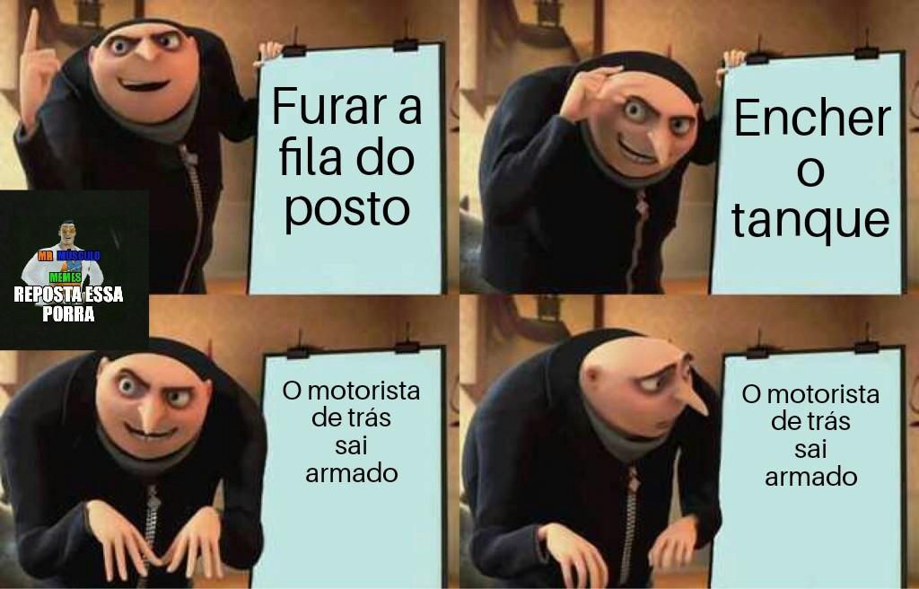 Fudeu parte 2 - meme