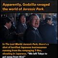 Go go Godzilla