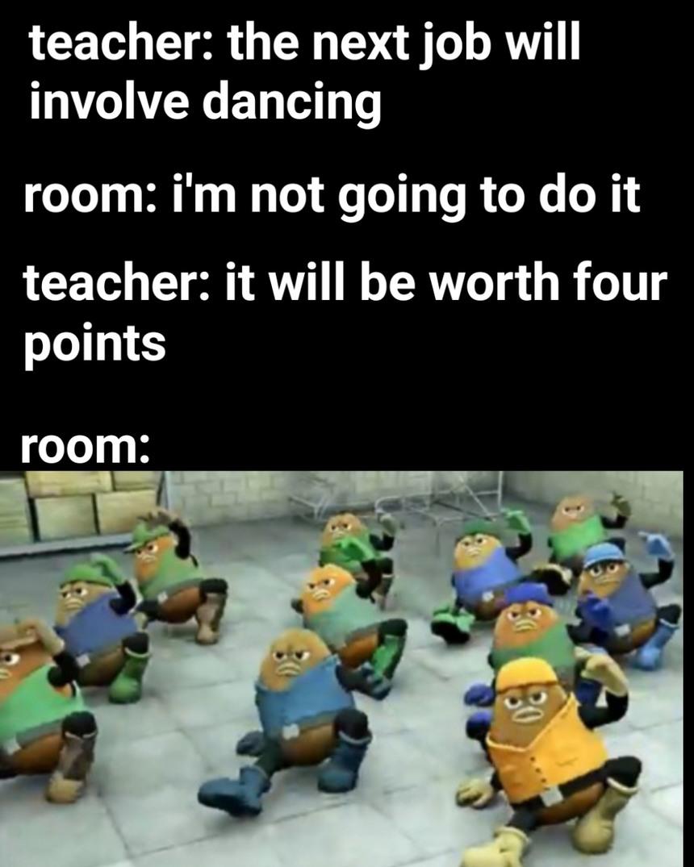 Dance - meme