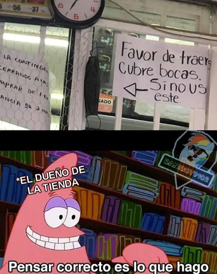 Ingenio mexicano - meme
