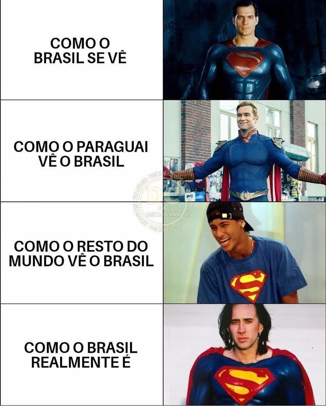 Super cage - meme