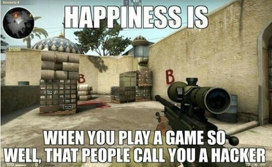 I'm happy - meme