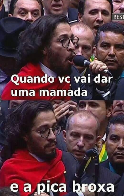 O microfone... - meme