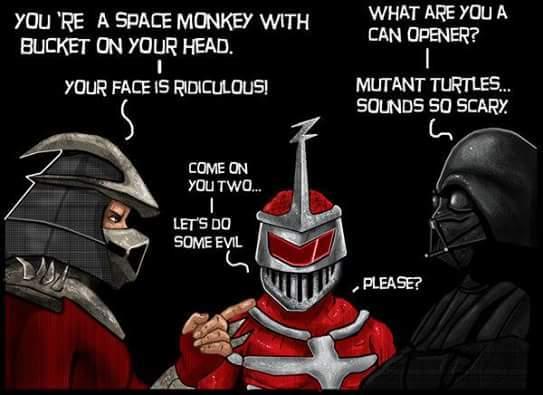 Who is the baddest Power Ranger Villain? - meme