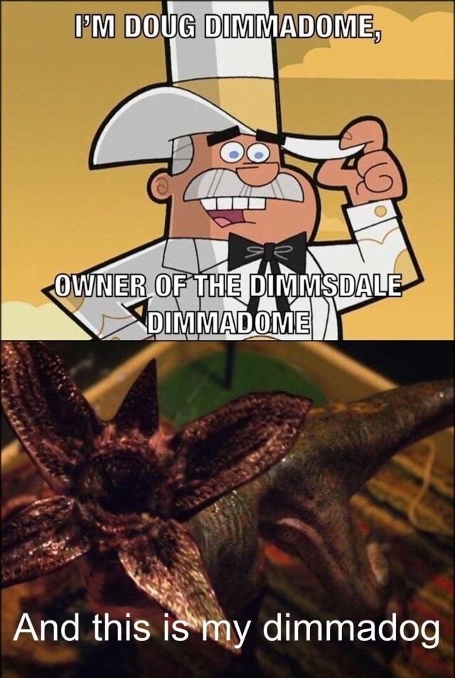 Demodog - meme