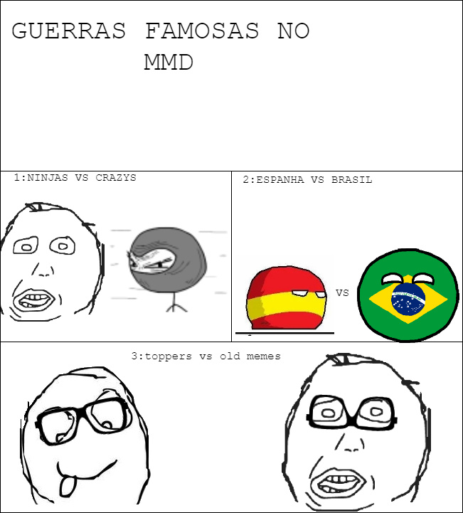 guerras do memedroid