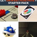 the fameux stater pack