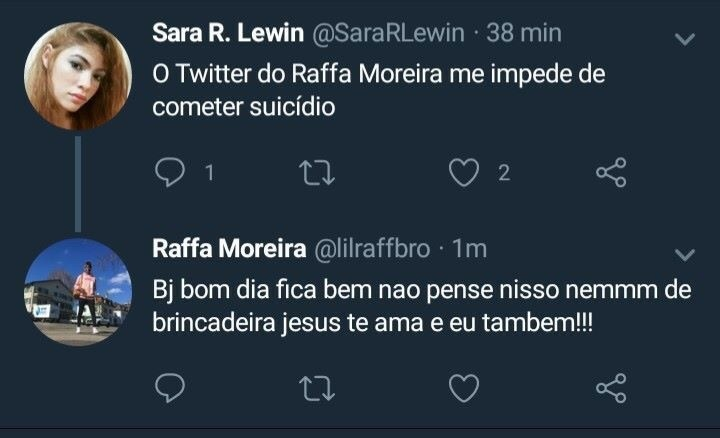 AVE RAFFA MOREIRA - meme