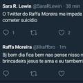 AVE RAFFA MOREIRA