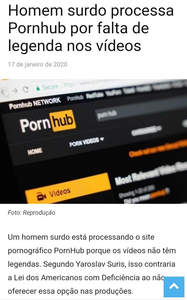 Pornhubinho - meme