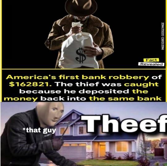 Theef - meme