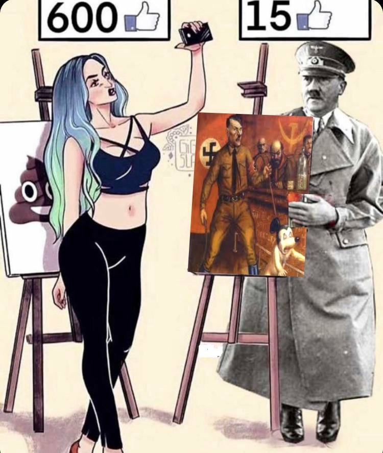 Escuela de Arte - meme