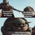 baby yoda memes numero 3