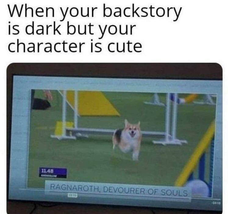 ragnaroth - meme