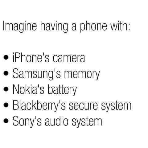 Nokia's indestructability - meme