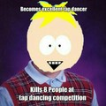 Bad luck butters