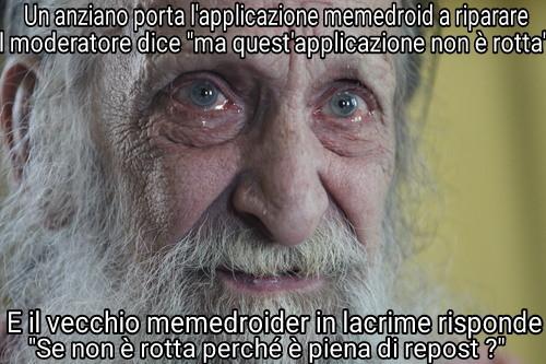 Io non uso le solite template ~by jusemocci - meme