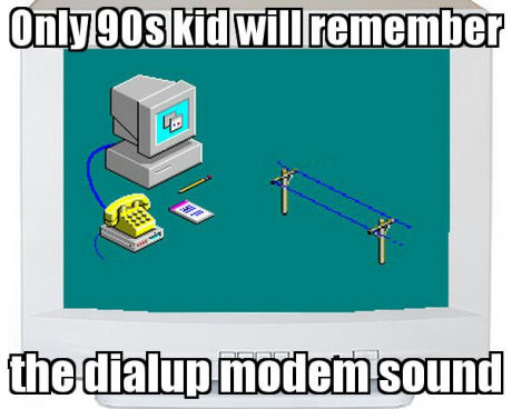 What's your first memory on the internet? - meme