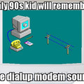 What's your first memory on the internet?