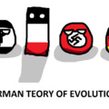 The German Teory Of Evolution