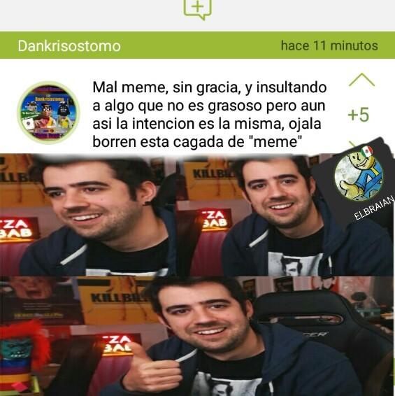 A generar arena - meme