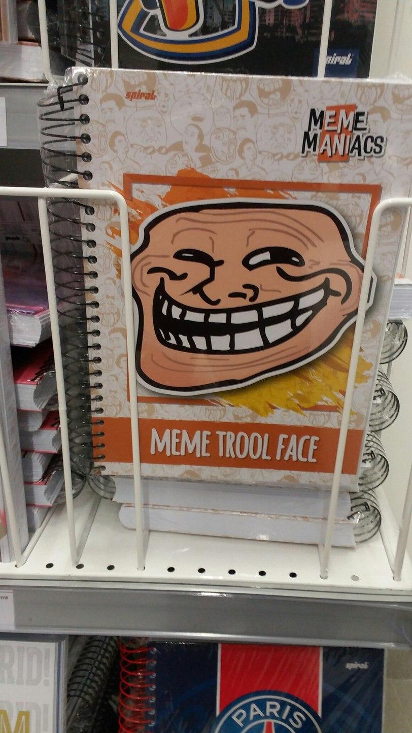 Caderno dos meus sonhos - meme
