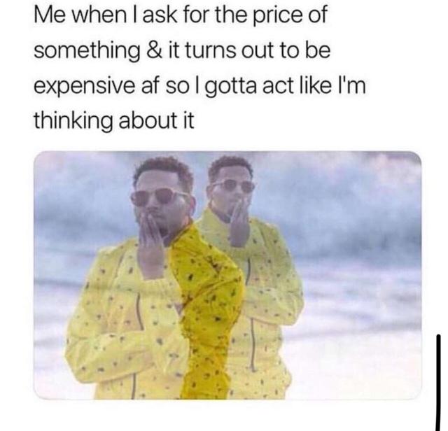 I'm a broke ni - meme