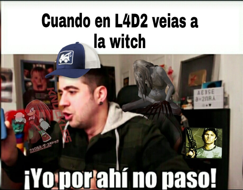 L4D2 (Left 4 Dead 2) - meme